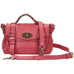 Mulberry Pink Leather alexa