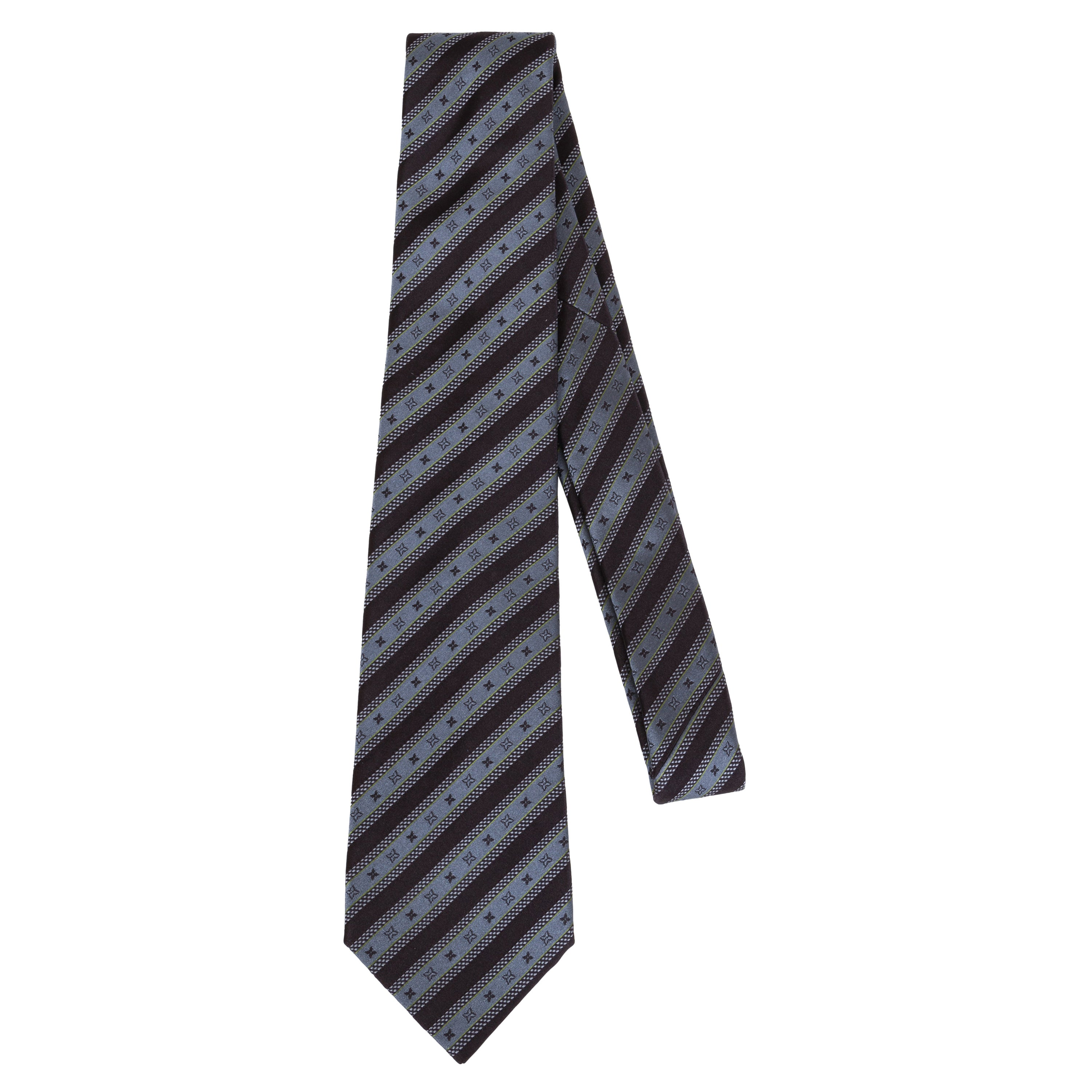 Ties On Sale, Chocolate Brown, Silk, 2017, one size Tom Ford