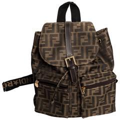 Fendi Zucca Packpack