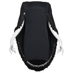 Pierre Cardin Couture Tassel Fringe Dress