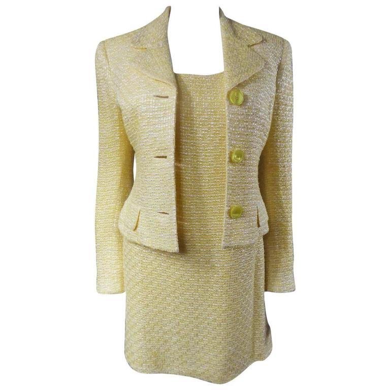 Versace Suit Skirt