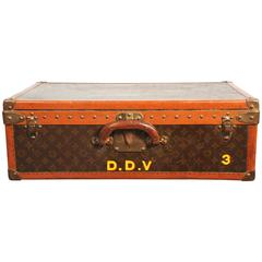 Diana Vreeland's Louis Vuitton Suitcase, Rare Iconic Piece of Fashion History