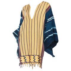 Handwoven Ethnic Tunic Dress