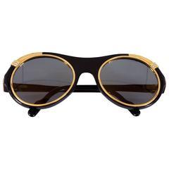 Deco Cartier Diabolo Sunglasses 1991 Collection, Ultra Rare