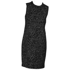 Black & White Proenza Schouler Printed Dress