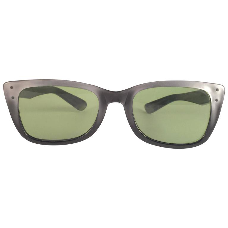 8bf3611a0236 New Vintage Ray Ban Caribbean 1960 s Mid Century G15 Lenses B L USA  Sunglasses ...