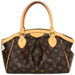Louis Vuitton Monogram Tivoli PM Tote Bag