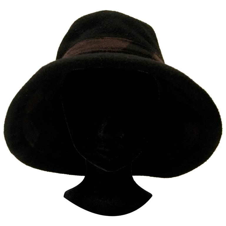 Rare Hermes Hat - Size 58 For Sale