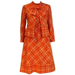 1960s Pierre Balmain Dress and Jacket
