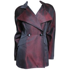 Claude Montana Iridescent Jacket