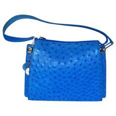 Bonetto Ostrich Handbag