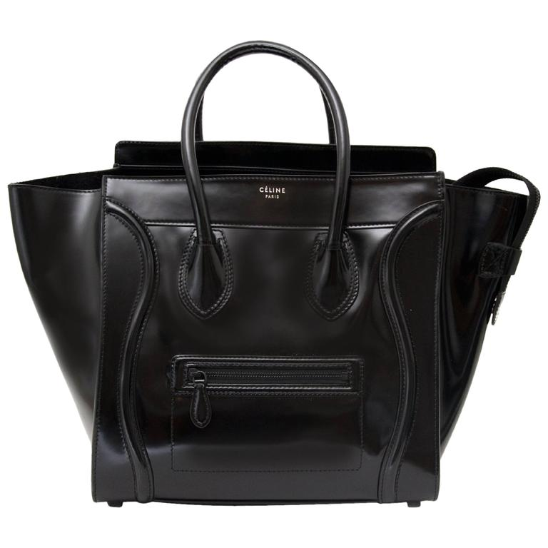 Céline Patent Leather Luggage 1