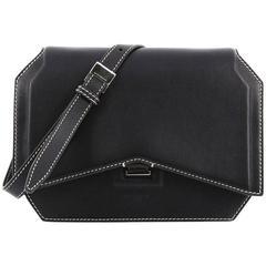 Givenchy Bow Cut Flap Bag Leather Medium