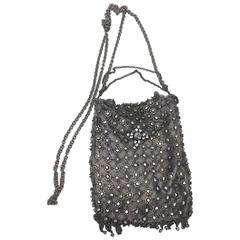 Kenny Ma Evening Bag With Swarovski Elements