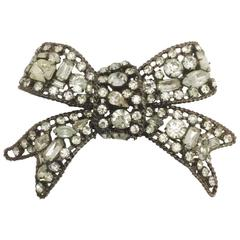 Bodacious Bow Brooch by Lawrence VRBA