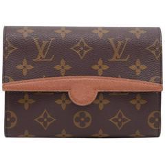 Vintage Louis Vuitton Pochette Arche Monogram Canvas Bag
