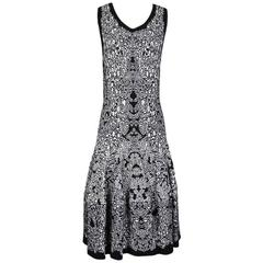Alexander McQueen Fit and Flare Dress, Contemporary