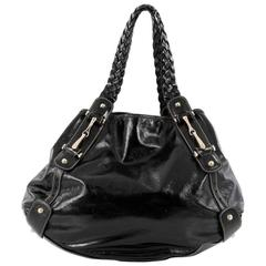 Gucci Pelham Shoulder Bag Patent Medium