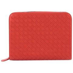Bottega Veneta Wallet on Chain Crossbody Bag Intrecciato Nappa Small