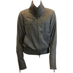 Stella McCartney Wool Gray Jacket
