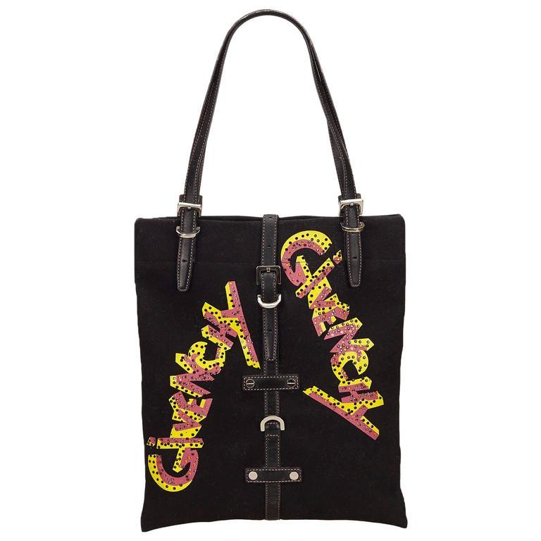 Givenchy Black Tote Bag At 1stdibs