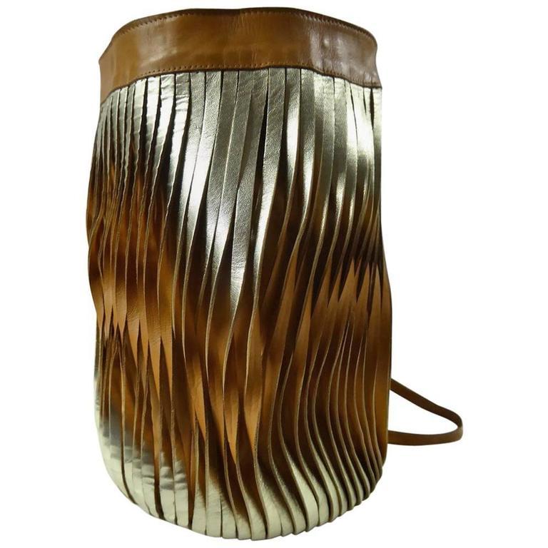 Maud Frizon Lantern Bag