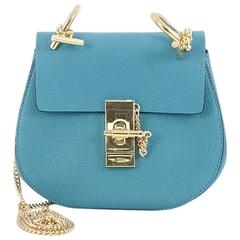 Chloe Drew Crossbody Bag Leather Mini