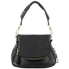 Tom Ford Jennifer Shoulder Bag Leather Medium