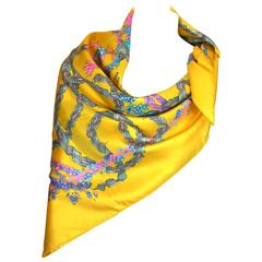 "Hermes ""Le Sacre du Printemps"" Scarf, The Rite of Spring"
