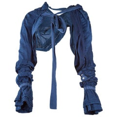 Tao Comme des Garçons Knotted Wrap Shrug