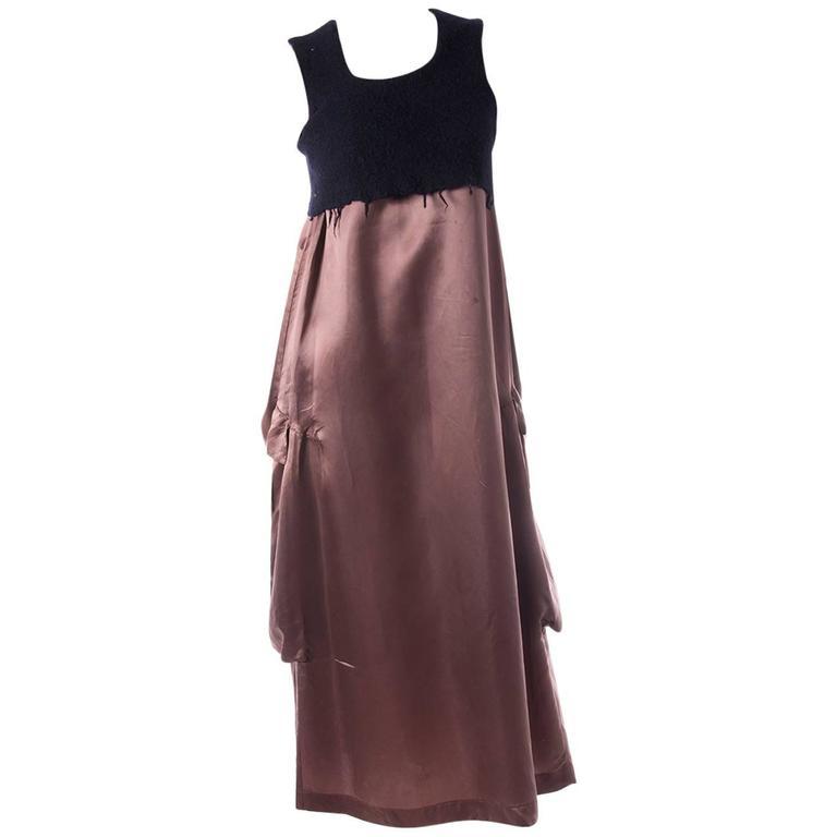 AD1994 Comme Des Garcons Rei Kawukabo Punk Dress 1