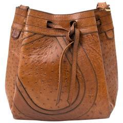 Delvaux Tabac Desert Bag