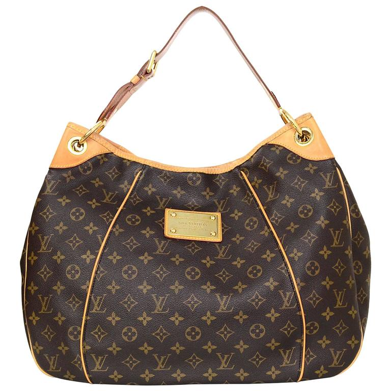 febe7f611462 Louis Vuitton Discontinued Monogram Galleria Gm Tote Bag At 1stdibs