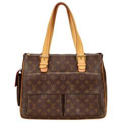 Louis Vuitton Monogram Multipli-Cite Hand Bag