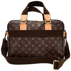 Louis Vuitton Sac Bosphore Monogram Canvas Shoulder Bag