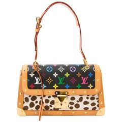 Louis Vuitton Dalmatian Sac Rabat Pony Hair Monogram Bag