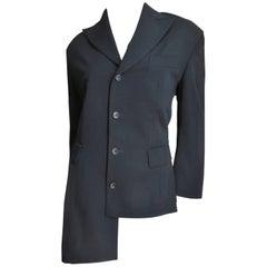 1991 A/D Comme des Garcons Asymmetric Jacket