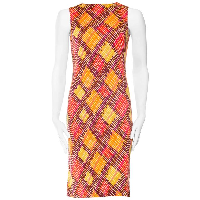 Missoni Printed Jersey Dress