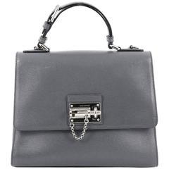 Dolce & Gabbana Model: Monica Handbag Leather Large