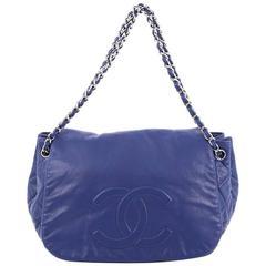 Chanel Timeless Accordion Flap Bag Caviar