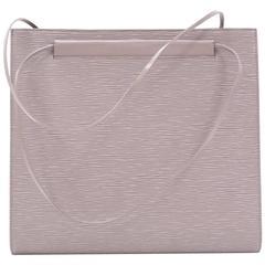Louis Vuitton Saint Tropez Lilac Epi Leather Hand Bag