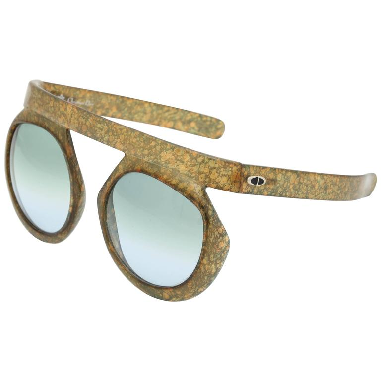 53503a8a02 Vintage Christian Dior Sunglasses 2030-80 For Sale at 1stdibs