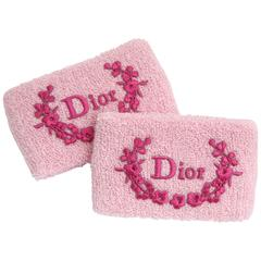 Christian Dior by John Galliano Pink Wrist Band