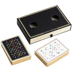 Louis Vuitton Multicolor Playing Cards Set by Takashi Murakami