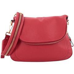 Tom Ford Jennifer Shoulder Bag Leather Large