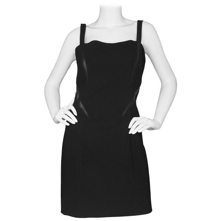 Michael Kors Black Shift Dress sz US8 1