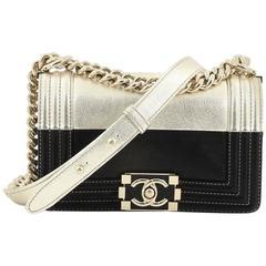 Chanel Boy Flap Bag Calfskin Small