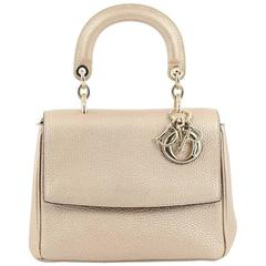 Christian Dior Be Dior Bag Pebbled Leather Mini