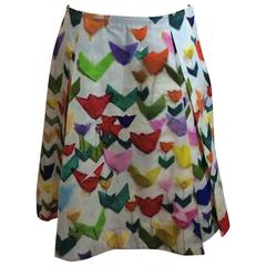 Jil Sander Multicolor Skirt