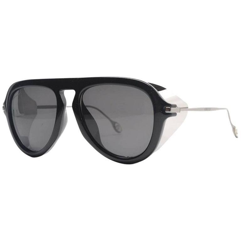 Gucci Aviator Sunglasses Black GG3737S CVSY1 1